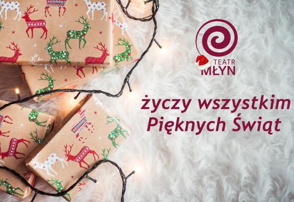 Życzymy Pięknych Świąt